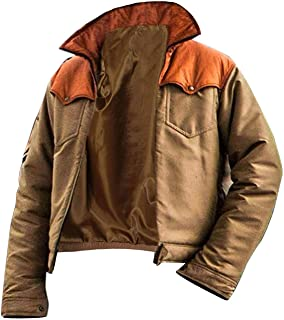 kevin costner yellowstone jacket brand