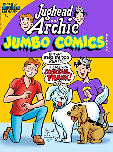 Jughead and Archie Comics Double Digest #15