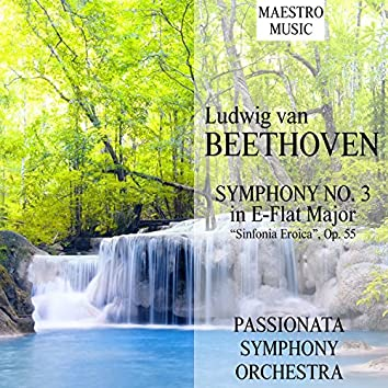 """Beethoven: Symphony No. 3 in E-Flat Major """"Sinfonia Eroica"""", Op. 55"""