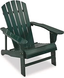 Leigh Country Adirondack Chair, Hunter Green