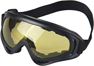 Aooaz Motorcycle Goggles Outdoor Riding Glasses Cross Country Goggles Ski Goggles