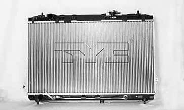 KarParts360: Fits 2006 2007 2008 2009 2010 Kia Sedona New Aluminum Radiator Replaces 25310-4D901- (Vehicle Trim: 3.8L V6 3778cc 231 CID; w/Automatic Trans.)