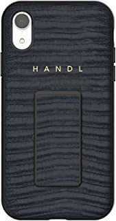 HANDL Inlay CASE for iPhone XR - Navy Croc