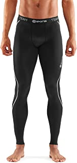 SKINS Men's Dynamic Team Compression Long Tights