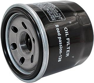 Road Passion Filtro de aceite para DL650 V-STROM 645 2004-2012 DL650A V-STROM ABS 645 2007-2015