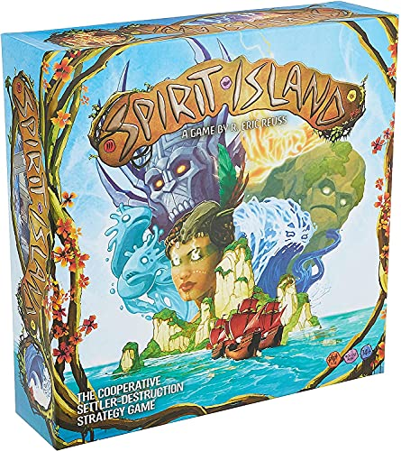 Greater Than Games Spirit Island (Toy)