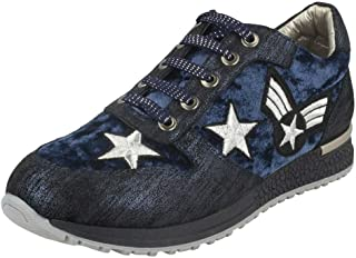 Spot On Womens/Ladies Lace Up Trainers