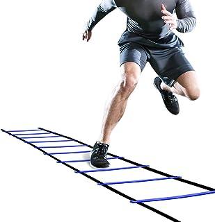 GHB Pro Agility Ladder Agility Training Ladder Speed Flat...