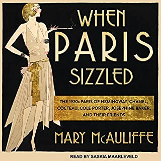 When Paris Sizzled cover art