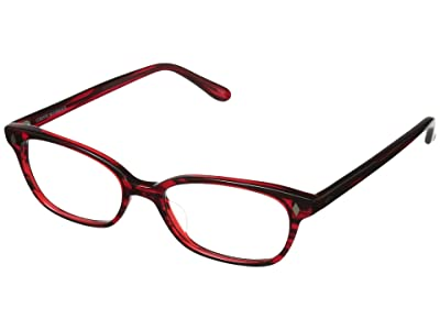 Corinne McCormack Cyd Reading Glasses (Red) Reading Glasses Sunglasses