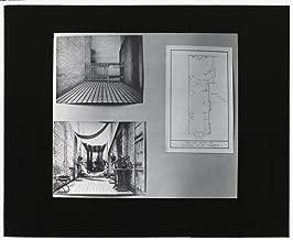 Historic Photos Charles Barney studio, 53 Fifth Avenue, New York, New York. Roof garden