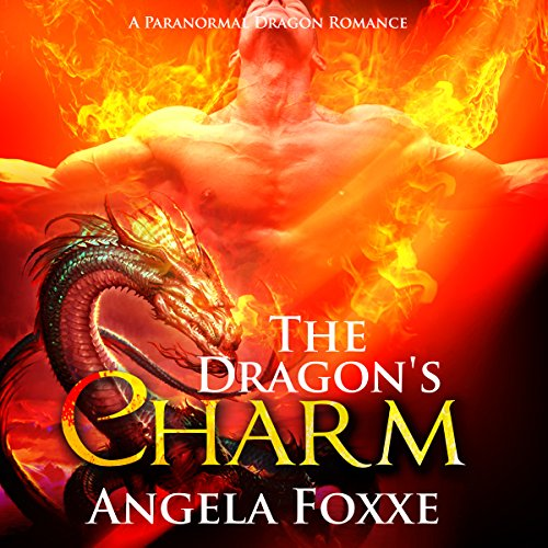 The Dragon's Charm audiobook cover art