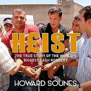 Heist cover art