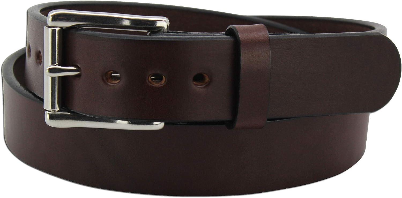 Bullhide Belts Max Thickness Work or Men Gun Belt 1.50†for - 5 Atlanta Mall popular