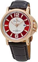 Lucien Piccard Triomf Red Mens Watch LP-40018-RG-05-SC