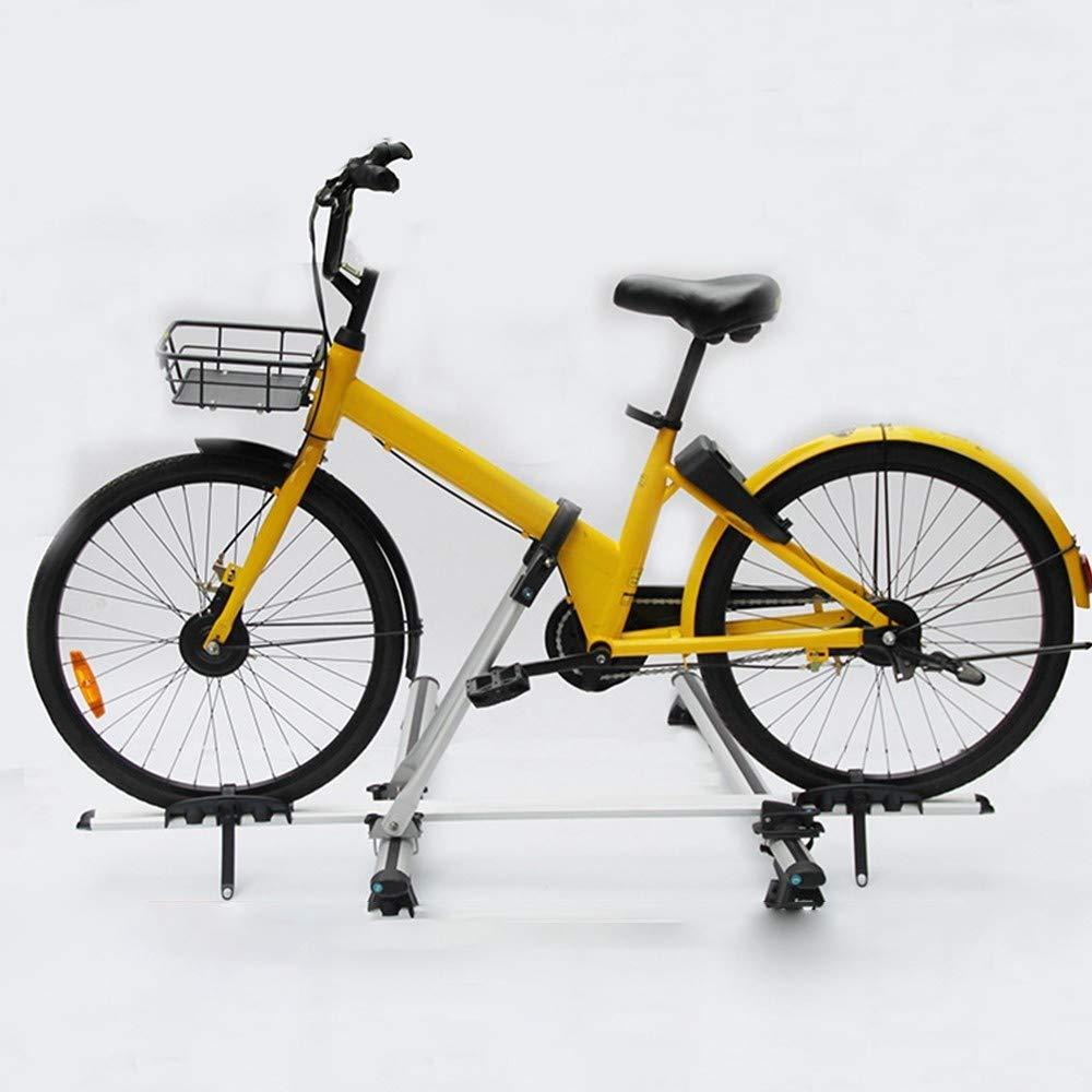 GSC-sport Portabicicletas portabicicletas portabicicletas Bicicleta Plegable portadores de Bicicletas Carrier Portador de la Bici de aleación de Aluminio Tipo de Techo for los Modelos de GM: Amazon.es: Hogar