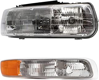 Best 2003 tahoe headlight replacement Reviews