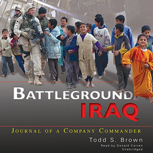 Battleground Iraq copertina