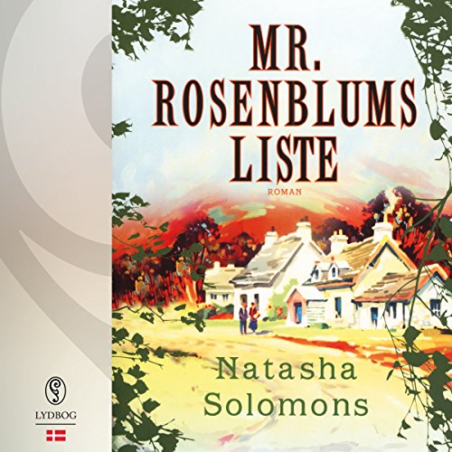 Mr. Rosenblums liste (Danish Edition) audiobook cover art