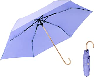 Alpaca Llama Automatic Windproof Travel Umbrella Compact Canopy With Black Glue And UV-resistant Coating