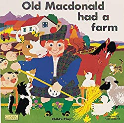 Old Macdonald had a Farm Plus a list of all time favorite children's books, includes a free file