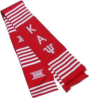 kappa alpha psi graduation stole