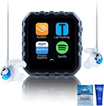 Delphin Waterproof Micro Tablet Compatible with Audible and More, Plus Built in Lap Tracking! (16GB, Swimbuds Sport) photo