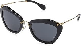Miu Miu Women's Matte Cat Eye Sunglasses
