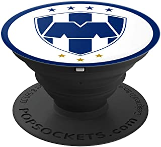 Rayados Monterrey Soccer Mexico Accessory - PopSockets Grip and Stand for Phones and Tablets