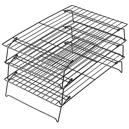 Wilton Excelle Elite 3-Tier Cooling Rack for Cookies, Cakes...