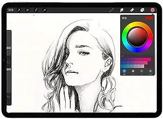 JPフィルター専門製造所 iPad 10.2 インチ用のペーパーライク フィルム (8世代 2020 / 7世代 2019用)紙のような描き心地 反射低減 非光沢 アンチグレア ペン先磨耗防止 保護フィルム