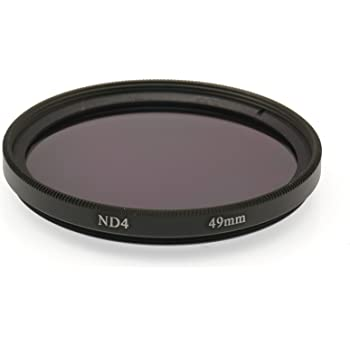 Gadget Place ND2 to ND400 Variable Neutral Density Filter for Canon EF-M 22mm f//2 STM