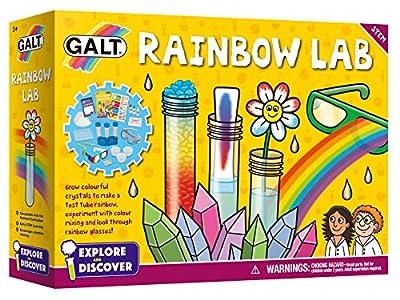 Galt Toys Rainbow Lab Kit from James Galt & Company Ltd