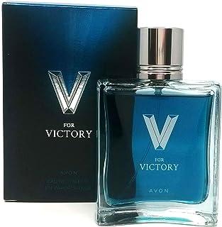 AVON V for Victory Eau de Toilette Para Hombre 75ml