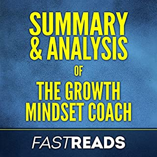 Summary & Analysis of the Growth Mindset Coach audiobook cover art