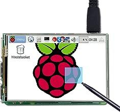 raspberry pi tft display gpio