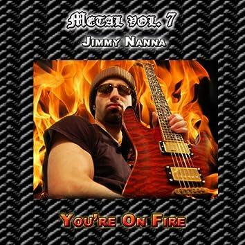 Metal Vol. 7: Jimmy Nanna