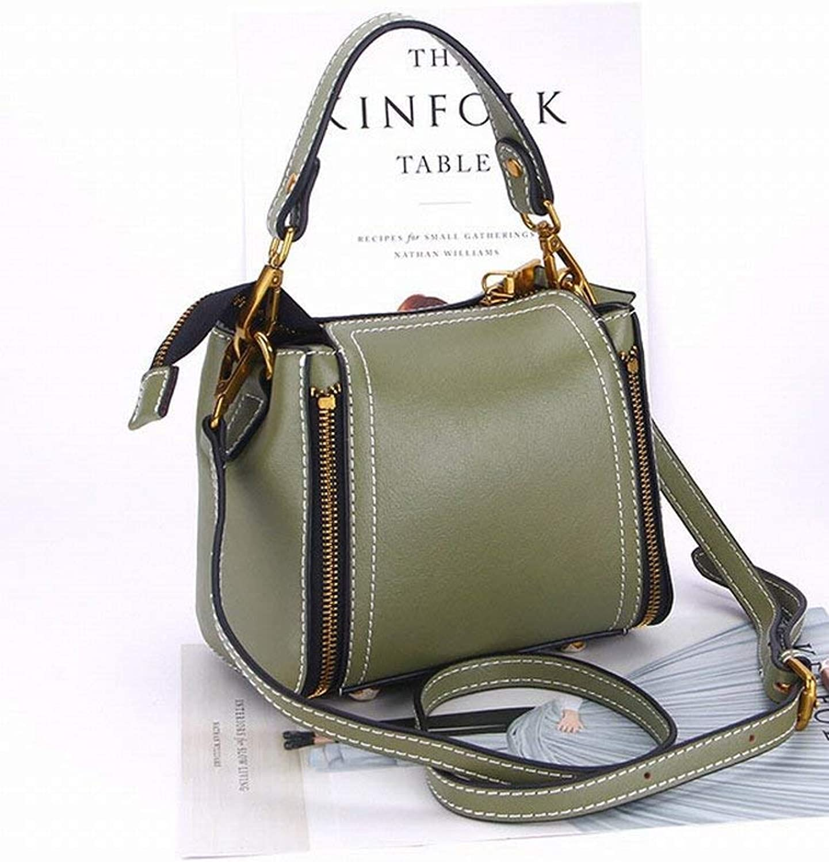 91aa473f07d61 Eeayygch Retro Bucket Bag Trendy Retro Handtasche Schultertasche diagonal  gerade