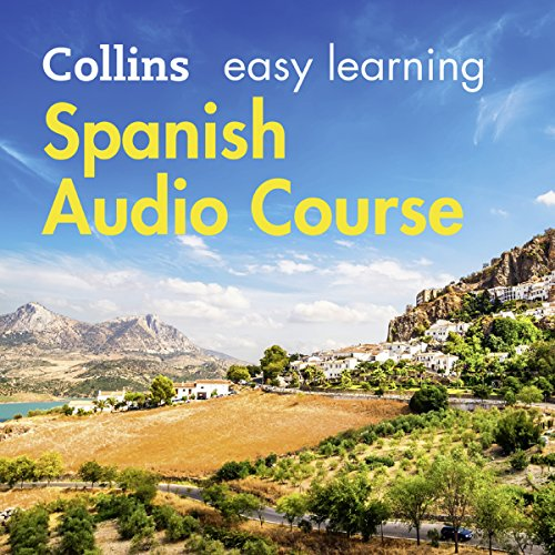 Spanish Easy Learning Complete Course: Language Learning the Easy Way with Collins cover art