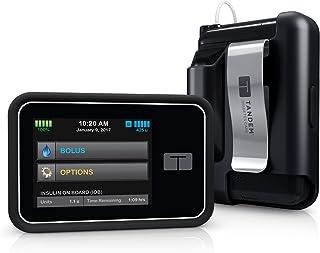 t:case 480 for t:Flex® Insulin Pumps (Black)