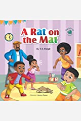 Tag-A-Long Reader Series: A Rat on the Mat Paperback