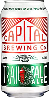 Capital Brewing Co Trail Pale Ale 375mL Case Of 24