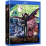 Code Geass: Lelouch of Rebellion - The Complete Series [Blu-ray]