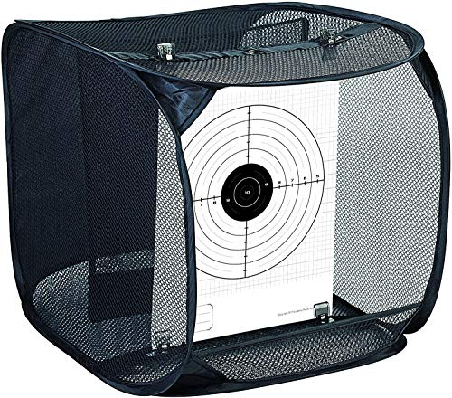 Airsoft Shooting Targets Paper 10 Sheets with Stand Box