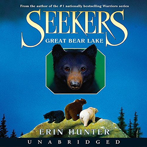 Great Bear Lake audiobook cover art