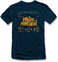 shirtground Maniac Mansion Camiseta S-XXL 12 Colores/Colours