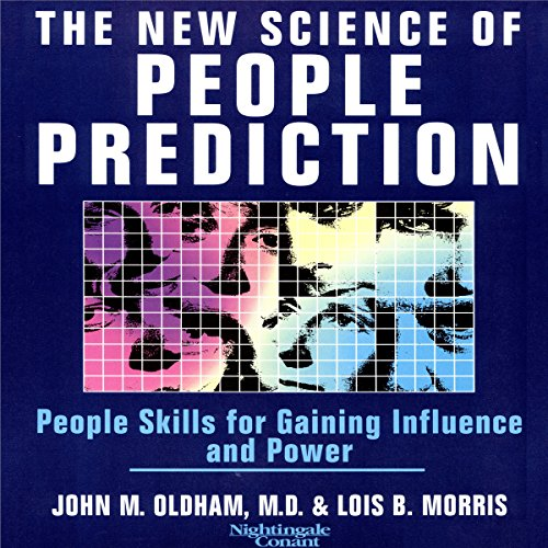 The New Science of People Prediction audiobook cover art