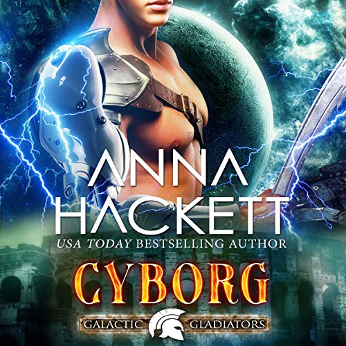 Cyborg: A Scifi Alien Romance  By  cover art