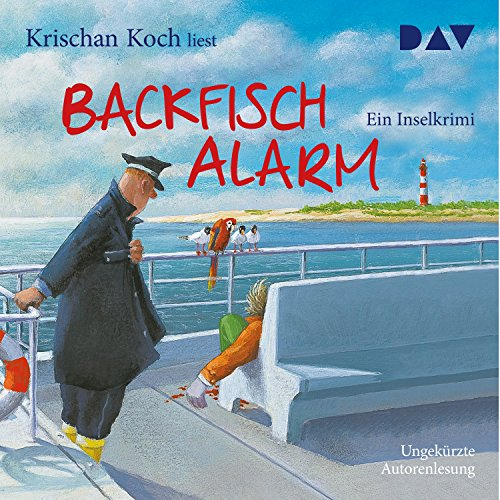 Backfischalarm audiobook cover art