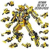 PANLOS Robot STEM Toy Engineer...